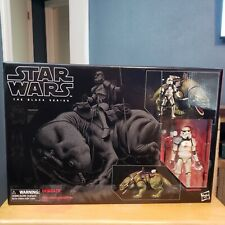 Star Wars Black Series Dewback and Sandtrooper MIB FREE SHIPPING!