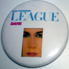 Human League - Dare  25mm Pin Badge HL 2