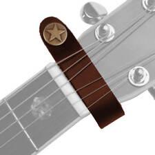 broke Gurtschlaufe für Gitarrengurt (Strap Button) braun