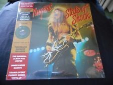 Ted Nugent - State of Shock - New Vinyl - Colored Vinyl
