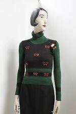 Roll cuello suéter invierno suéter suéter True vintage 70er nos ungetragen OVP