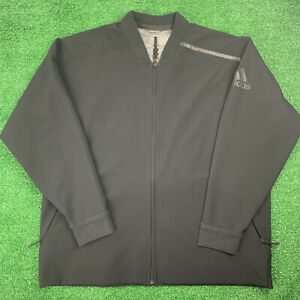 ADIDAS ZNE REVERSIBLE SINGLED OUT BOMBER JACKET CF0652 SIZE XL