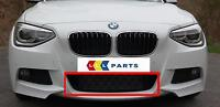BMW NEW GENUINE 1 F20 F21 12-15 FRONT M SPORT BUMPER CENTER GRILL 8048969