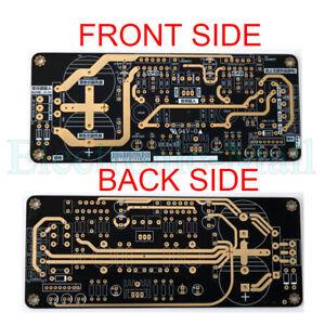 1X Classic LM3886 GC HIFI Amplifier Board 4-8Ω 20Hz-20KHz 68WX2 Bare DIY PCB