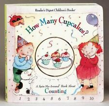 How Many Cupcakes?: A Spin-Me Around Book About Counting (Spin Arounds)