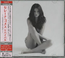 SELENA GOMEZ-REVIVAL -DELUXE EDITION-JAPAN ONLY CD+DVD Ltd/Ed G88