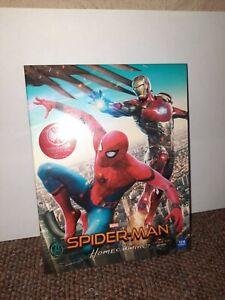 Spider-Man Homecoming KimchiDVD Full Slip steelbook Kimchi MCU iron man import