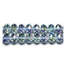 Czech Crystal Glass Faceted Beads 3 X 4mm Mix Colour Pcs Crafts 150g - 270pcs
