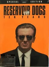 Reservoir Dogs (Dvd, 2002, Mr. Orange 10th Anniversary Limited Edition)