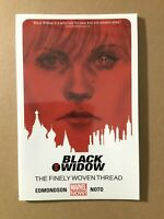 Black Widow Vol 1: The Finely Woven Thread TPB Graphic Novel