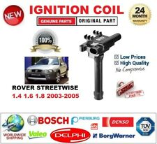 FOR ROVER STREETWISE 1.4 1.6 1.8 2003-2005 IGNITION COIL 2PIN CONNECTOR TYPE SAE