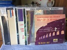 Classical LP Collection - Lot of 10 Various Vintage Vinyl Selections - V4