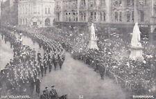 Birmingham World War I (1914-18) Collectable English Postcards