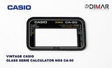 VINTAGE GLASS CASIO CA-90 NOS