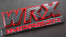 WRX Badge Impreza STI WRX TURBO