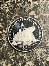 1998 Kiribati $2 Dollar Lot#Q4522 Silver! Proof! Titanic