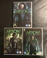 COFFRETS DVD SERIE FANTASTIQUE ACTION : ARROW - SAISON 1 A 3 COMPLET - DC COMICS