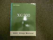 manuals literature ebay rh ebay com Hyundai XG300 Recalls Hyundai XG300 Parts