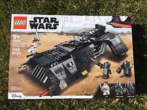 Lego STAR WARS 75284  TRANSPORT SHIP ONLY BRAND NEW