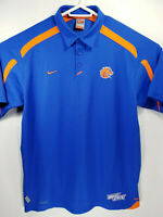 Boise State Broncos Nike Fit Dry Large Golf Polo Sideline Shirt Authentic