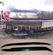 BMW 5 series E39 Eyebrows headlight spoiler lightbrows eye lids brows covers