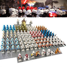 21pcs Star Wars Stormtrooper + Captain Minifigures for CUSTOM LEGO Minifigure