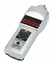 Shimpo Dt 107a Contact Style Digital Handheld Tachometer Led 6in Wheel