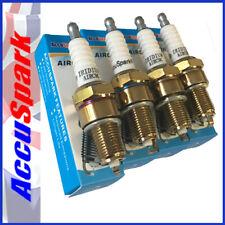 Lotus Eclat IRIDIUM SPARK PLUGS AIRC9C , N9YC BP6ES X4
