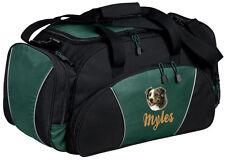 Australian Shepherd Embroidered Duffel Bag