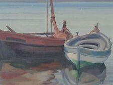 "Marcel Victor d'Éternod (1891-1971).""Zwei Boote"" , 1926     (252/12020)"