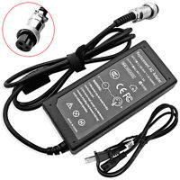 36V Battery Charger For Razor Scooter Hovertrax 2.0 SWAGWAY X1 SWAGTRON T1 T3 T6