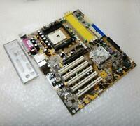 Winfast K8N250A01-6LRS Socket 462 Motherboard Complete With I/O Plate