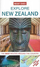 Insight Guides Explore New Zealand *FREE SHIPPING - IN STOCK - NEW*