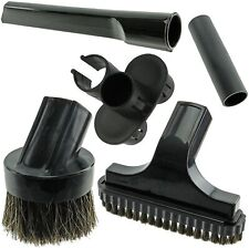 More details for crevice stair brush tool caddy kit for numatic henry hetty vacuum 32mm hoover
