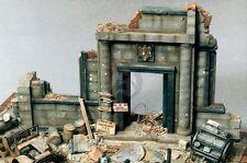 Verlinden 54mm (1/35) German Governmental Building Section Ruin 110 (MDA 35015)