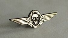 German Germany Army Airborne Jump Parachutist Paratrooper Lapel Pin Wing Bronze