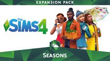The Sims 4 Seasons pc origin key