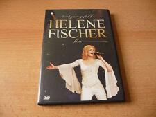 DVD Helene Fischer - Live - Mut zum Gefühl - 2008