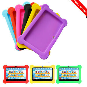 """Universal Soft Silicone Cover Case 7"""" Inch For Android Kids Child Gift Tablet PC"""
