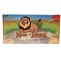 King of the Jungle A Life Science Game by Lakeshore / Level 2 Educational Game