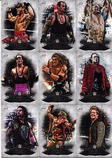 2015 Topps WWE Undisputed 100 Card Set John Cena Brock Lesnar Undertaker Rollins