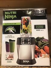 NUTRI Ninja BL480 Auto-iQ One Touch Intelligence Blender  new