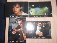 Spiel auf Zeit 4 Original Aushangfotos Niklas Cage