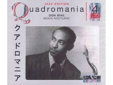 4CD DON BYAS Moon Nocturne * Quadromania