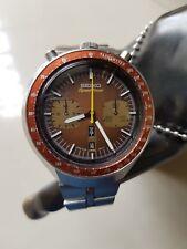 Vintage seiko bullhead speedtimer 6138-0040