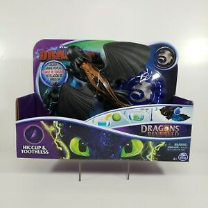 DreamWorks How to Train Your Dragon Dragons and Vikings Toothless Hiccup