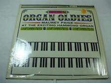 Organ Oldies - Maurey Paige At The Exciting Hammond Organ