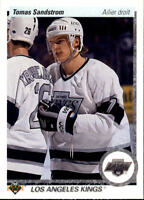 1990-91 Upper Deck French Hockey Cards 251-500 Pick From List