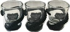 BRAND NEW Kraken Rum Tentacle Wrapped Shot Glass FREE SHIPPING!