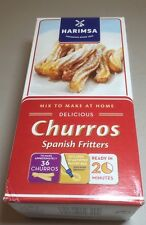 Spanish Churros Mix 500g ,with Pastry Bag serve Warm with Spanish Chocolate